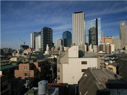 guesthouse sharehouse OAKHOUSE新宿City View building17