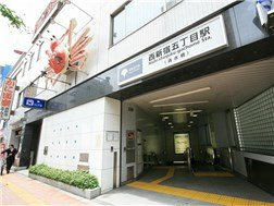 guesthouse sharehouse OAKHOUSE新宿City View building19