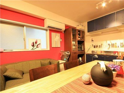 guesthouse sharehouse OAKHOUSE新宿City View building3