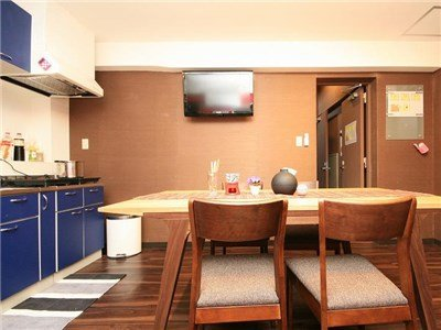 guesthouse sharehouse OAKHOUSE新宿City View building5