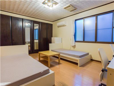 guesthouse sharehouse プレミア品川西大井 room203A