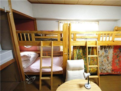 guesthouse sharehouse シェアスタイル浅草 5F6F room603D