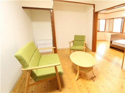 guesthouse sharehouse OAKHOUSE橫濱City View room104