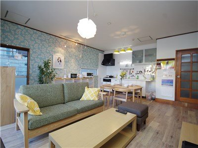 guesthouse sharehouse OAKHOUSE橫濱City View building4
