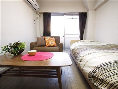 guesthouse sharehouse 多摩永山パークビュー room102