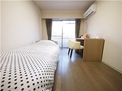 guesthouse sharehouse 多摩永山Park View room204