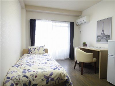 guesthouse sharehouse 多摩永山Park View room208