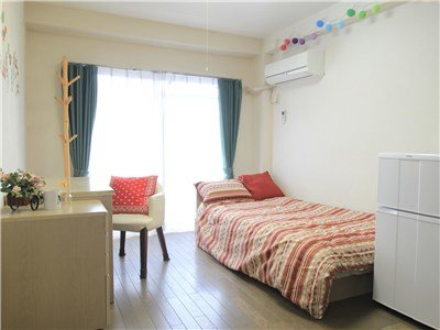 guesthouse sharehouse 多摩永山パークビュー room210
