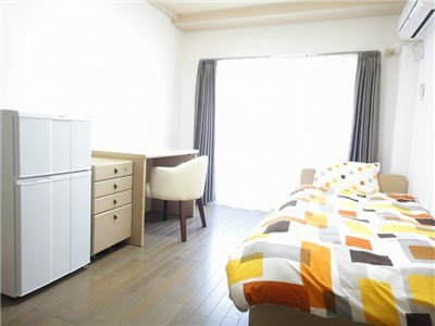 guesthouse sharehouse 多摩永山パークビュー room304