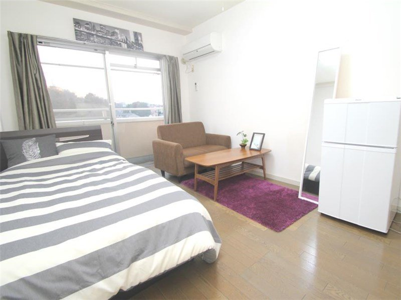 guesthouse sharehouse 多摩永山パークビュー room507