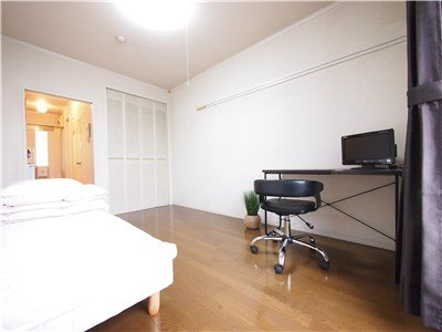 guesthouse sharehouse 京王府中公寓 roomA107