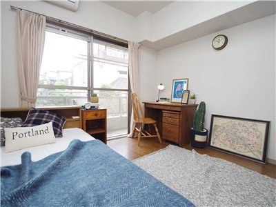 guesthouse sharehouse 오크맨션 요코하마 room102