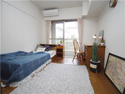 guesthouse sharehouse OAK APARTMENT YOKOHAMA room211