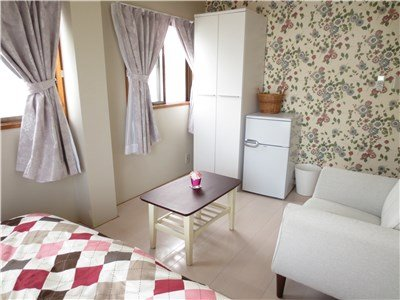 guesthouse sharehouse FLORA浮間公園 building18