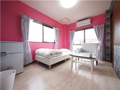 guesthouse sharehouse FLORA浮間公園 room301