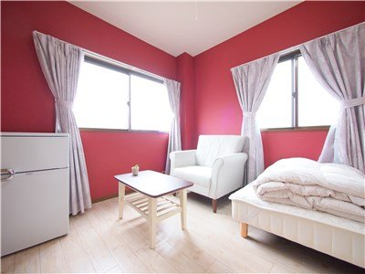 guesthouse sharehouse FLORA浮間公園 room302