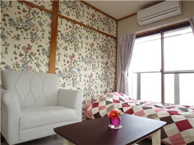 guesthouse sharehouse FLORA浮間公園 building6