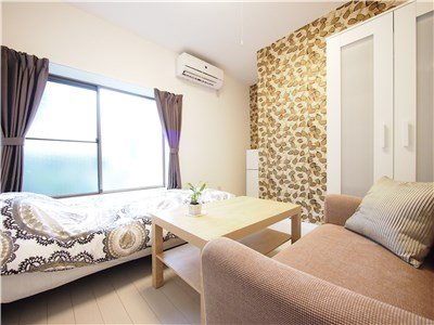 guesthouse sharehouse FLORA元住吉 room102