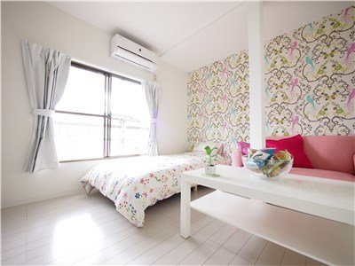 guesthouse sharehouse FLORA元住吉 room201