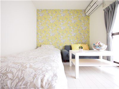 guesthouse sharehouse FLORA元住吉 room202