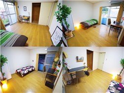 guesthouse sharehouse RIVERSIDE TSURUKAWA building10