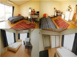 guesthouse sharehouse RIVERSIDE TSURUKAWA building11