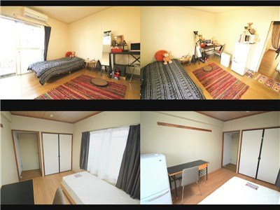 guesthouse sharehouse RIVERSIDE TSURUKAWA building14