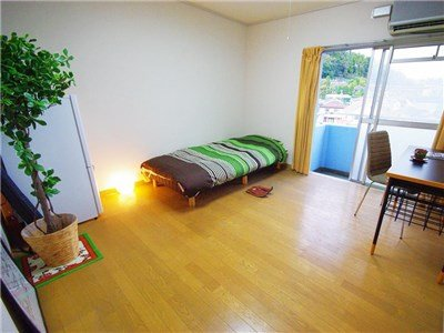 guesthouse sharehouse RIVERSIDE TSURUKAWA room501A