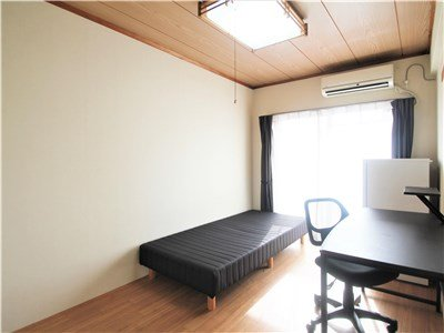 guesthouse sharehouse RIVERSIDE TSURUKAWA room201D