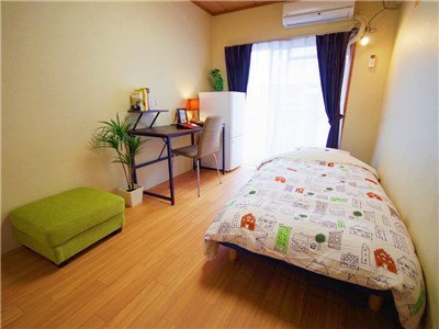 guesthouse sharehouse RIVERSIDE TSURUKAWA room103D