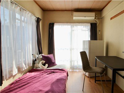 guesthouse sharehouse RIVERSIDE TSURUKAWA room104C