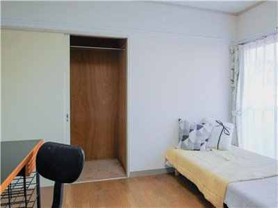 guesthouse sharehouse RIVERSIDE TSURUKAWA room203A