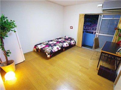 guesthouse sharehouse RIVERSIDE TSURUKAWA room203B