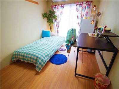 guesthouse sharehouse RIVERSIDE TSURUKAWA room203C