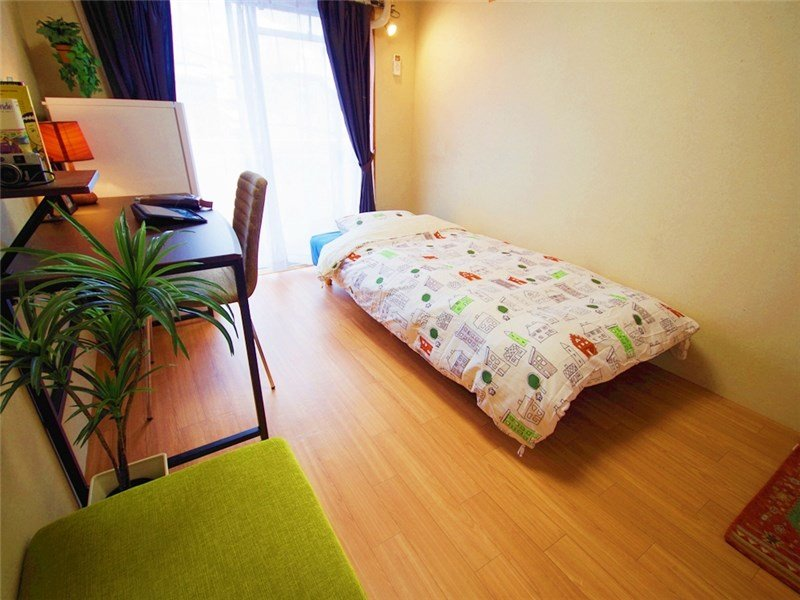 guesthouse sharehouse リバーサイド鶴川 room203D