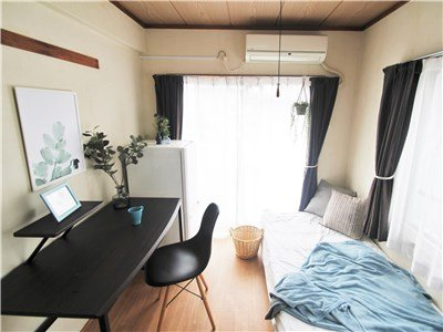 guesthouse sharehouse リバーサイド鶴川 room303D