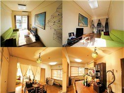 guesthouse sharehouse RIVERSIDE TSURUKAWA building9