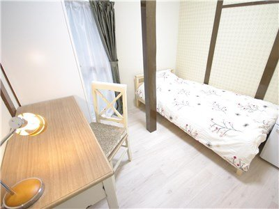 guesthouse sharehouse 香草花園 町屋 room101