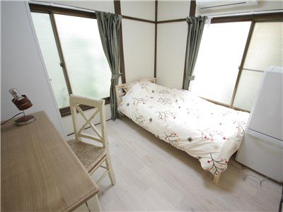 guesthouse sharehouse 香草花園 町屋 room104