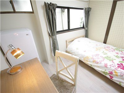 guesthouse sharehouse 香草花園 町屋 room105