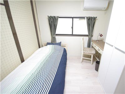 guesthouse sharehouse 香草花園 町屋 room106