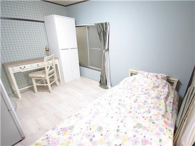 guesthouse sharehouse 香草花園 町屋 room201