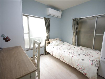 guesthouse sharehouse 香草花園 町屋 room202