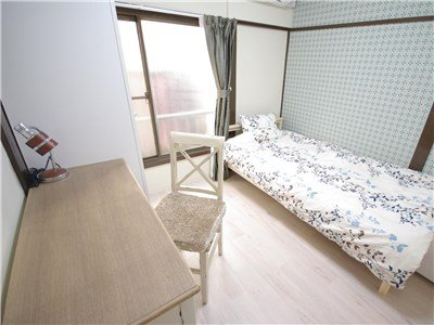 guesthouse sharehouse 香草花園 町屋 room204