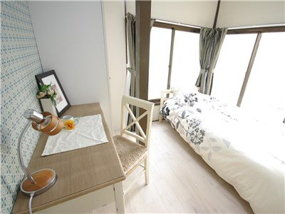 guesthouse sharehouse 香草花園 町屋 room205