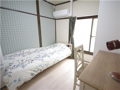 guesthouse sharehouse 香草花園 町屋 room207
