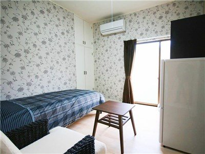 guesthouse sharehouse プレミア西新井 room204