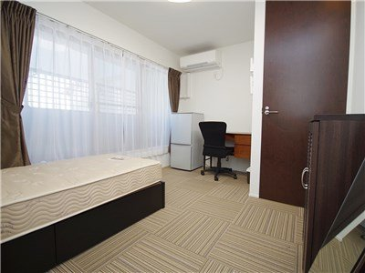 guesthouse sharehouse COMPARTIR SHINJUKU room201