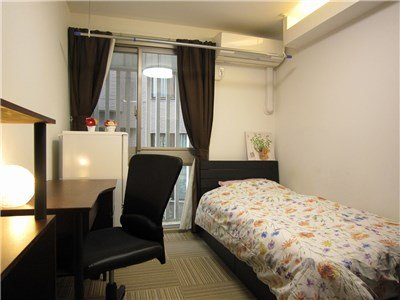 guesthouse sharehouse COMPARTIR SHINJUKU room203