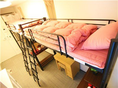 guesthouse sharehouse COMPARTIR SHINJUKU room104B